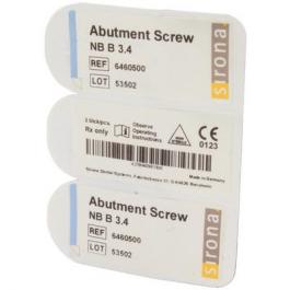 Abutment Screws Nobel Biocare NB B 3.4