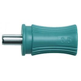 3.5mm Short Sterlie Tissue Punch (Box of 50) 3.5mm 滅菌歯肉ショート穴あけパンチ(50入)