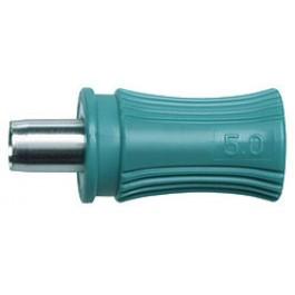 5.0mm Short Sterile Tissue Punch (Box of 50) 5.0mm滅菌歯肉ショート穴あけパンチ(50入)