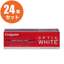 【24本セット】Colgate Optic White 歯磨き粉 3.5oz
