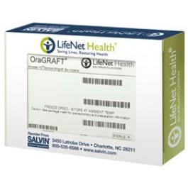 LifeNet Health OraGRAFT キャンセラス(海綿骨) 50% + コーティカル(皮質骨) 50% ミックス FDBA (250-1000mic) 2.0cc
