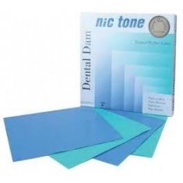 Nic Tone ラバダム 薄 ブルー 6x6インチ 36枚入