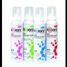 Kolorz Fluoride Foam 1.23% APF 4.4ozボトル2本入り コットンキャンディー